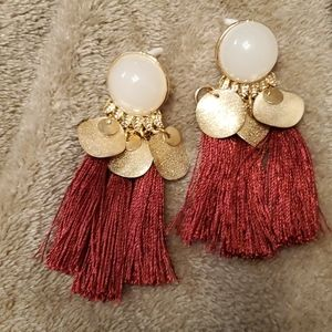 Fashion Earrings New With No Tags